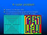 4 color problem