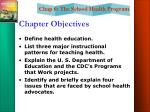 chapter objectives5