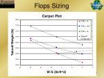 flops sizing11