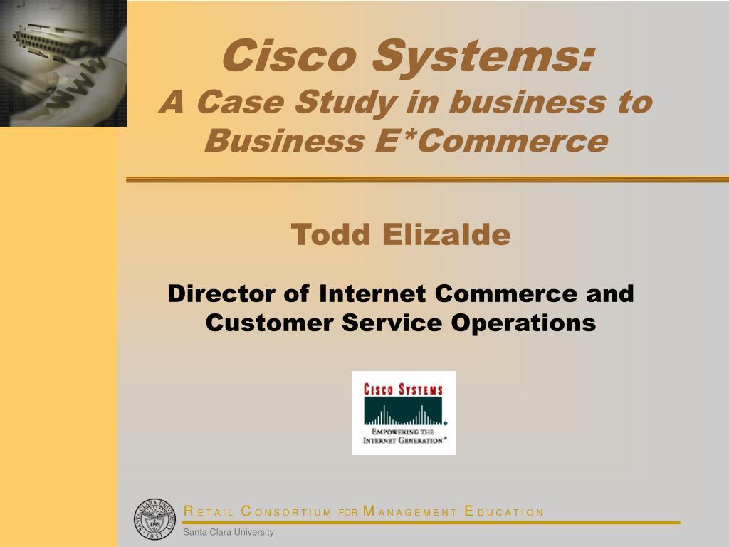 Cisco Systems: