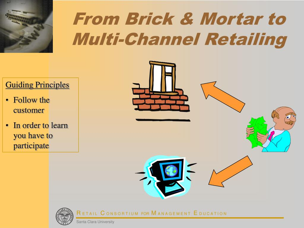From Brick & Mortar to Multi-Channel Retailing