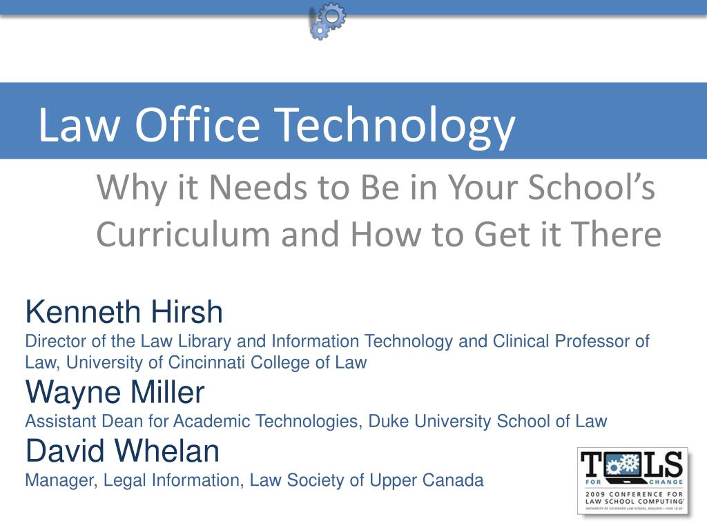 law office technology l.