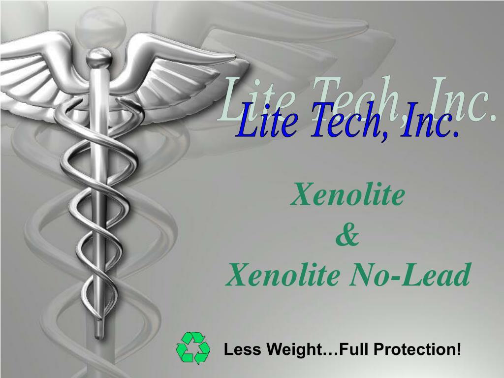 xenolite xenolite no lead l.