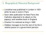 i biographical historical background6