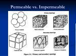 permeable vs impermeable32