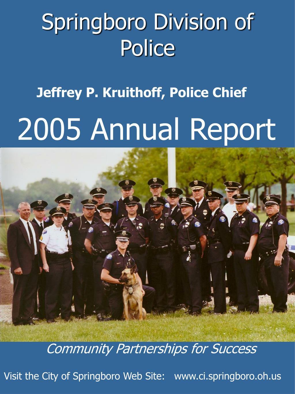 springboro division of police l.