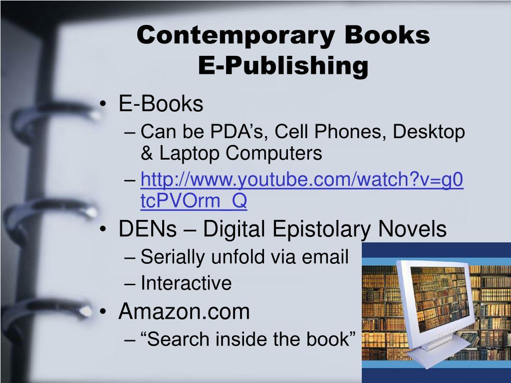 Contemporary Books