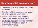 how does a bill become a law14