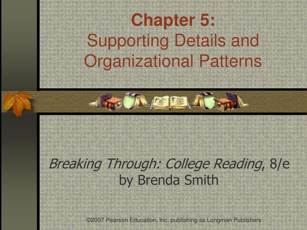 breaking through college reading 8 e by brenda smith l.