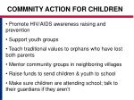 commnity action for children12
