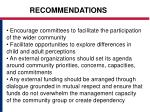 recommendations20