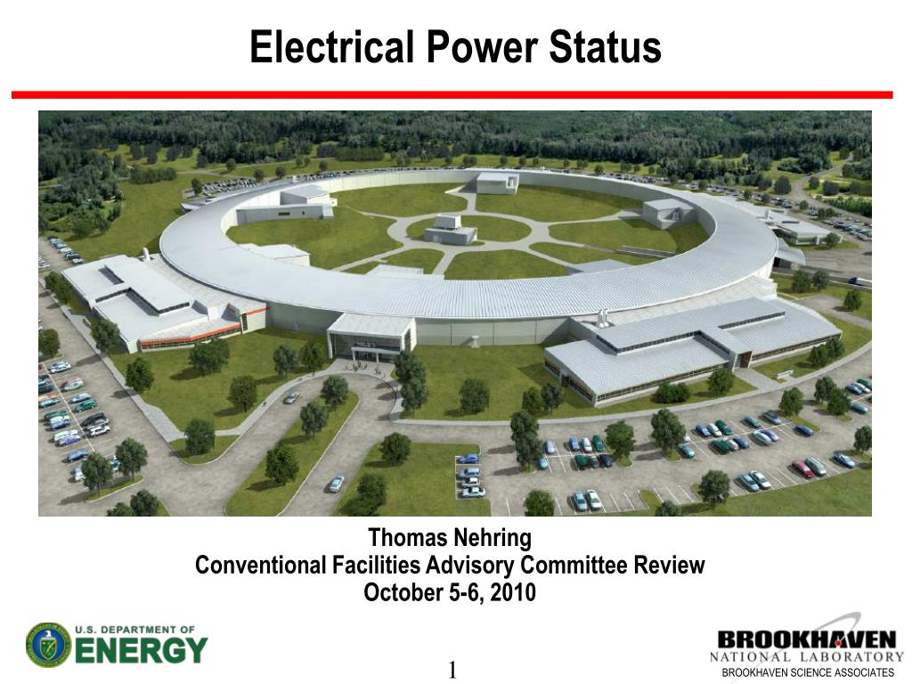 electrical power status l.