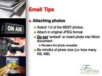 email tips24