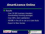 smart licence online20