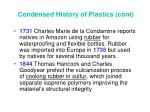condensed history of plastics cont12