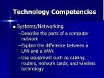 technology competencies14