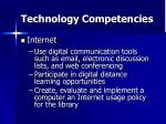technology competencies20