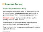 aggregate demand25