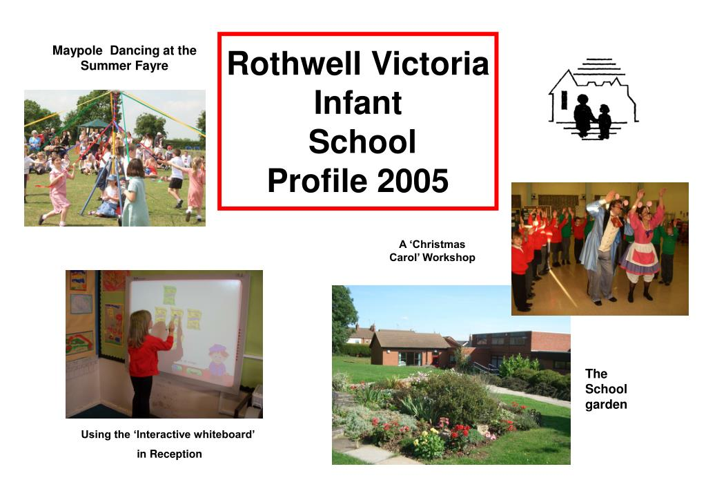 rothwell victoria infant school profile 2005 l.