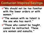 confucian inspired sayings19