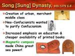 song sung dynasty 960 1279 c e