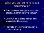 what you can do to fight age discrimination22