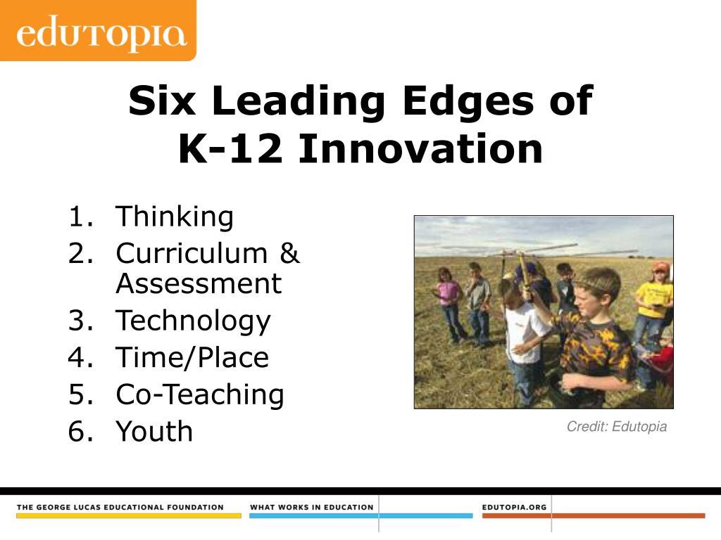 Six Leading Edges of