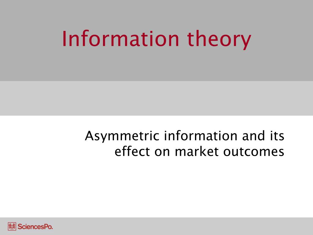 information theory l.