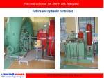 reconstruction of the shpp les kr lovstv16