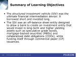 summary of learning objectives43