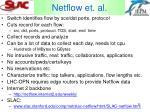 netflow et al