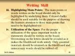 writing skill40