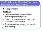the new dynamic managing your human resources in a tough economy10