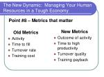 the new dynamic managing your human resources in a tough economy23