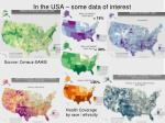 in the usa some data of interest