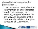 physical visual conception for presentation29