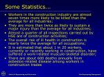 some statistics5