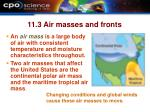 11 3 air masses and fronts