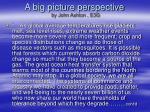 a big picture perspective by john ashton e3g
