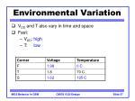 environmental variation27