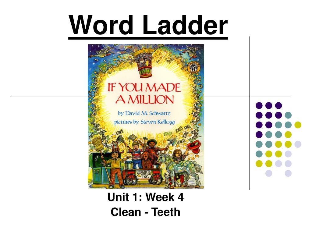 word ladder l.