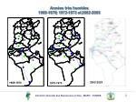 ann es tr s humides 1969 1970 1972 1973 et 2002 2003