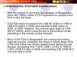 3 intra regional investment in bangladesh