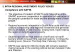 5 intra regional investment policy issues28
