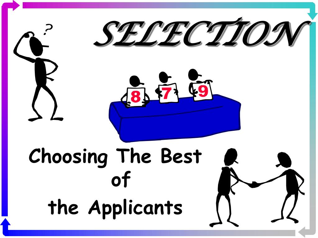 selection l.
