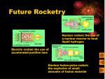 future rocketry