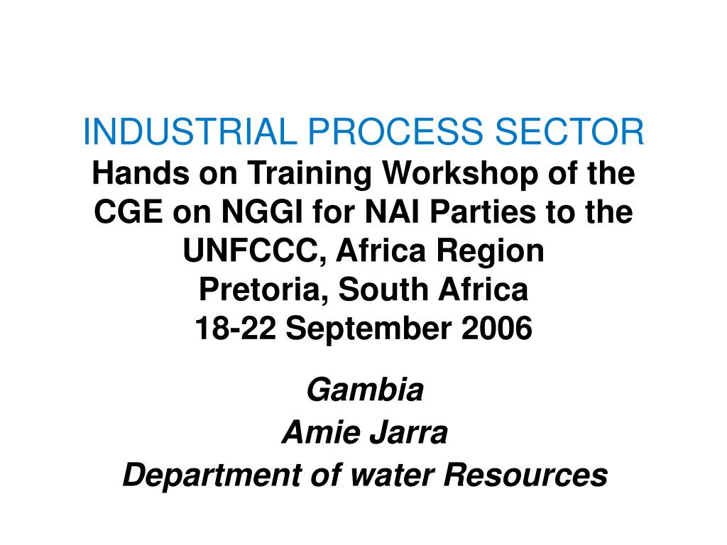 gambia amie jarra department of water resources l.
