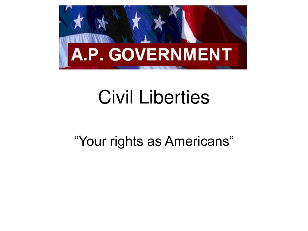 civil liberties l.