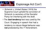espionage act con t