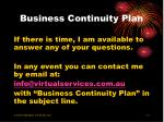 business continuity plan17